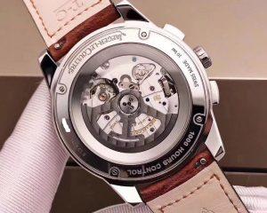 Jaeger-LeCoultre Polaris Chronograph Black Dial Q9028471