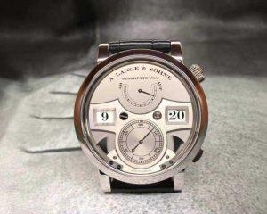 A. Lange & Söhne Zeitwerk Striking Time 145.025 Platinum Limited Edition 100 Pcs