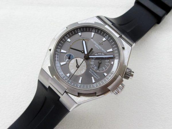 Vacheron Constantin Overseas Dual Time Grey Dial 47450/000W/9511