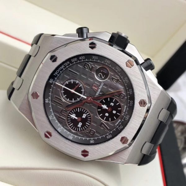 Audemars Piguet Royal Oak Offshore Elephant Grey Dial 26470ST.OO.A104CR.01