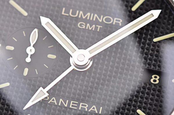 Panerai PAM535 Luminor GMT 1950 3 Days Hobnail Dial 42mm