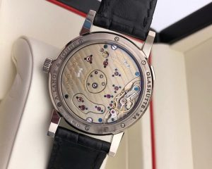 A. Lange & Söhne Lange 1 White Gold Grey Dial 38.5mm 101.030