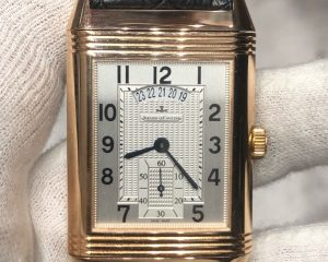 Jaeger-LeCoultreGrande Reverso 986 Due Face Rose Gold Q3742521 /273.2.85