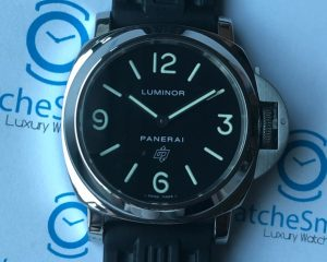 Panerai PAM000 Luminor Base OP Logo 44mm