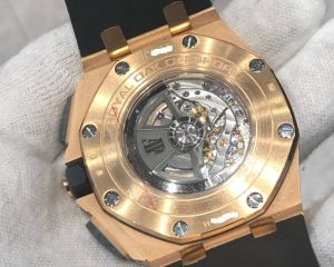 Audemars Piguet Royal Oak Offshore 18K Rose Gold 44mm 26401OR.OO.A002.CA.01