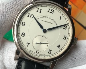 A Lange & Sohne 1815 White Gold 235.026 38.5mm