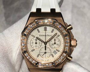 Royal Oak Offshore Ladies Diamonds Chronograph 26231OR.ZZ.D010CA.01