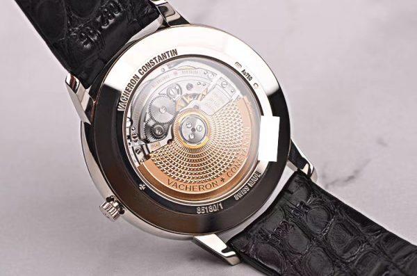Vacheron Constantin Patrimony 18K White Gold Automatic 85180/000G-9230