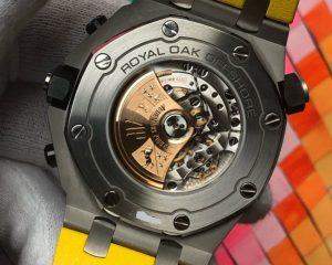 Audemars Royal Oak OffshoreYellow Diver Chronograph 26703ST.OO.A051CA.01