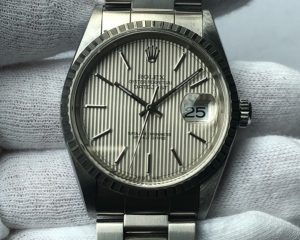 Datejust Tapestry Dial with Oyster Bracelet 16220
