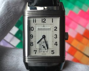 Jaeger-LeCoultre  Reverso Grande Taille Manual Wind Men's Watch 270.8.62 / Q270862