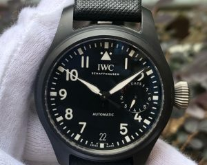 IWC Big Pilot IW502001 Black Ceramic 7 days Power Reserve 46mm