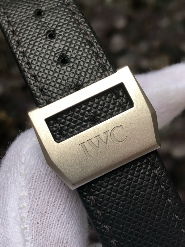 IWC Big Pilot IW502001 Black Ceramic 7 days Power Reserve 46mm