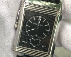 Jaeger-LeCoultre Reverso Ultra Thin Duoface GMT Day/Night Q3788570 / 278.8.54