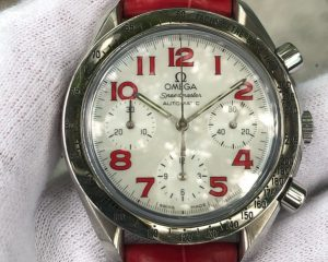 Omega Speedmaster Reduced Automatic MOP Dial 38347940