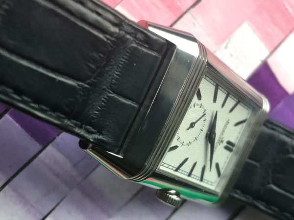 Reverso Tribute Duoface Q3908420 Manual Wind