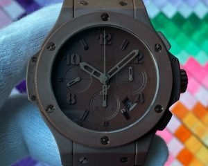 Hublot Big Band Ceramic Chocolate 301.CC.3190.RC Limited Edition 500 pcs