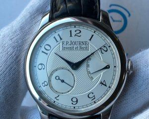 F.P. Journe Chronomètre Souverain Platinum 40mm