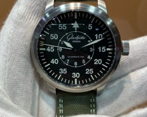 Glashutte Original Pilot Watch Senator Navigator Automatic 44mm