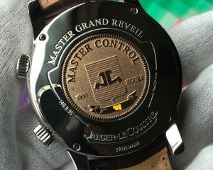 Jaeger-LeCoultre Master Grand Réveil Perpetual Calendar Alarm Q163842A / 149.8.95