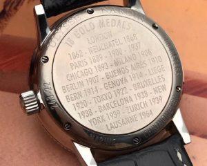 Ulysse Nardin Marine Chronometer 1846 Stainless Steel 263-22