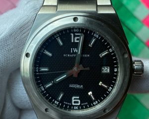 Ingenieur IW322701 Automatic Steel 42mm