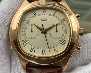 Piaget Emperador Chronograph Automatic 15980 Rose Gold