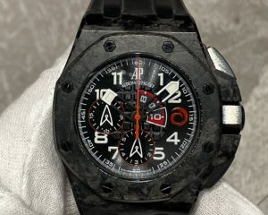 Audemars Piguet Royal Oak Offshore  Alinghi Team Limited Edition 1300 pcs Forged Carbon  26062FS.OO.A002CA.01