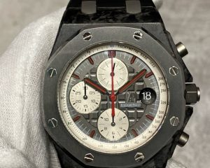 Audemars Piguet Royal Oak Offshore Jarno Trulli Carbon Limited Edition 26202AU.OO.D002CA.01