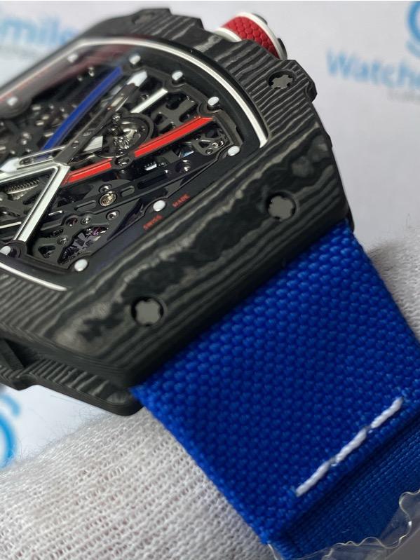 Richard Mille RM67-02 Sébastien Ogier Quartz TPT