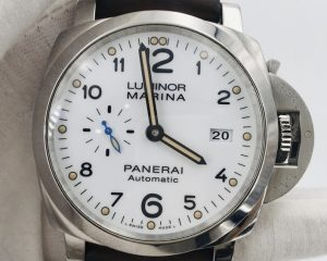 PANERAI PAM1499 Luminor 1950 3 Days Automatic 44mm White Dial