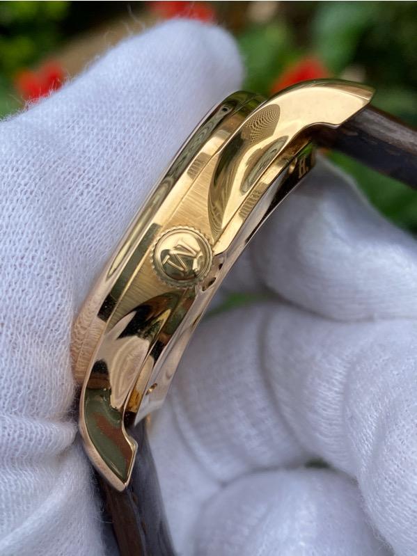 H. Moser & Cie Perpetual 1 - Perpetual Calendar Rose Gold 341.501.004