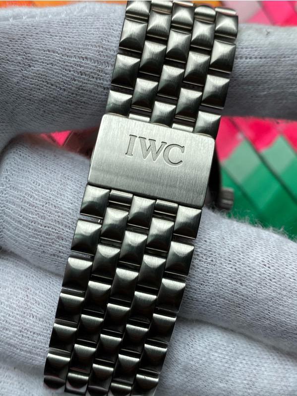 IWC Classic Pilot UTC TZC IW325102 Stainless Steel /w Bracelet