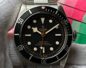 Tudor Heritage Black Bay Black Dial 79230N