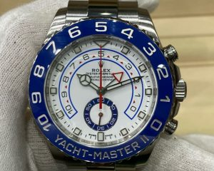Rolex Yacht-Master II Stainless Steel 44mm 116680