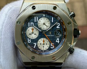 Audemars Piguet Royal Oak Offshore Chronograph Navy Blue 26470ST.OO.A027CA.01