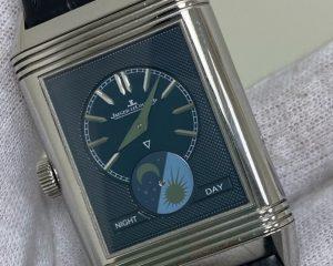 Jaeger-LeCoultre Reverso Tribute Moon , Timezone Dual Face Q3958420 / 216.8.D3