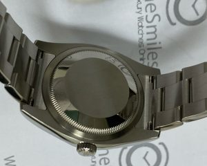 Rolex Oyster 116000 Black Dial Stainless Steel 36mm