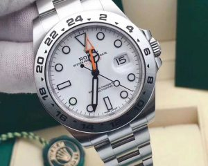 Rolex Explorer II Automatic White Dial 216570