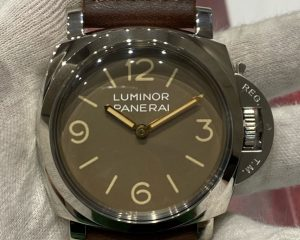 Panerai Luminor  PAM663 1950 3-Days Limited Edition 1000 pcs 47mm