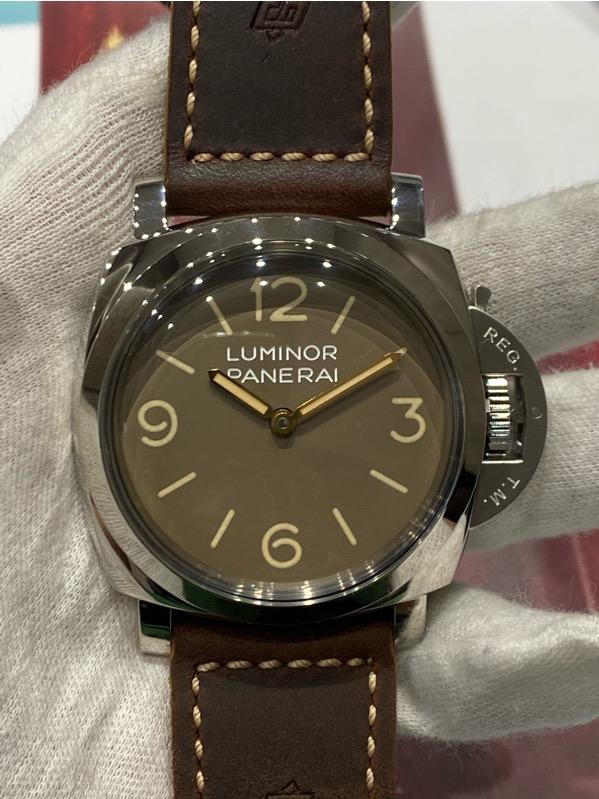 Panerai Luminor PAM663 1950 3-Days Limited Edition 1000 pcs 47mm