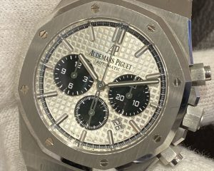 Audemars Piguet Royal Oak Chronograph White Dial 41mm 26331ST.OO.1220ST.03