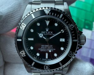 Rolex Sea-Dweller 4000 Ref 16600 Complete Set