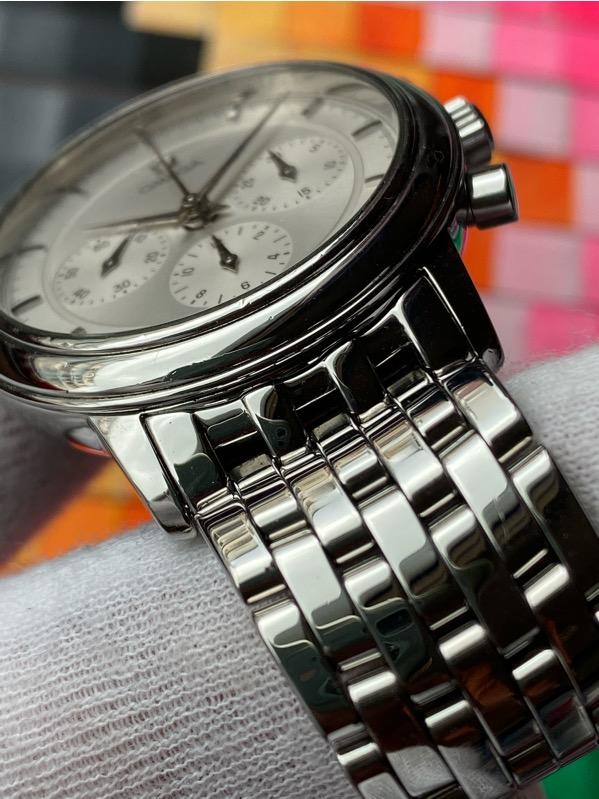 Omega De Ville Prestige Chronograph Stainless Steel Ref 45403100