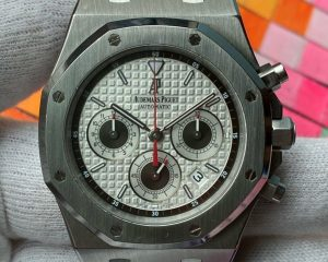 Audemars Piguet Royal Oak Chronograph Panda Dial 39mm 26300ST.OO.1110ST.06
