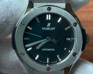 Hublot Classic Fusion Automatic 38mm Black Dial 565.nx.1171.rx