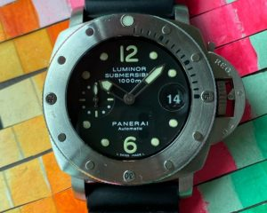 Panerai Luminor 1000M Submersible 1950 PAM243