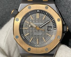 Audemars Piguet Royal Oak Offshore Diver QEII 2014 Cup Limited Edition 15709TR.OO.A005CR.01