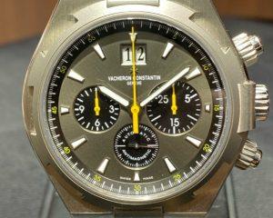 Vacheron Constantin Overseas Chronograph Grey Dial Limited Edition 49150/000W-9015