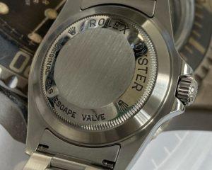 Rolex Sea-Dweller 4000 Ref 16600 F Series